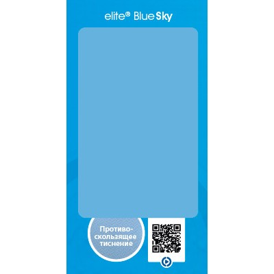 Лайнер усиленный ElbeBlu Elite Blue Sky (голубой)